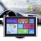 "7"" Android GPS CPU Quad Core Car Truck Navigator Bluetooth Wifi 8G 512M MP3 MP4"