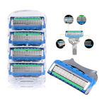 24 PCS Replacement Men's Blades Razor Blades For Gillette Fusion ProGlide Power