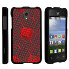 For Alcatel One Touch Pop Star A845G Slim Fit Hard Shell Case Patterns