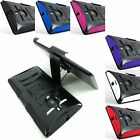 for Nokia Lumia 1520 + PryTool Heavy Duty Hybrid Case & Belt Clip Holster Stand
