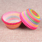100pcs Cupcake Liner Baking Cup Paper Muffin Cases Cake Box Cup Tray Cake Mold