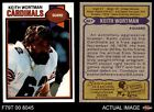 1979 Topps #367 Keith Wortman Cardinals-FB EX/MT