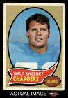 1970 Topps #173 Walt Sweeney Chargers GOOD $0.99 USD