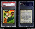 1935 National Chicle #35 Luke Johnsos  PSA 4.5 - VG/EX+