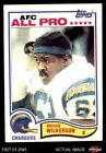 1982 Topps #240 Doug Wilkerson Chargers NM $0.99 USD