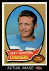 1970 Topps #23 Gary Garrison Chargers NM/MT $21.5 USD on eBay