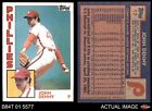 1984 Topps #17 John Denny Phillies NM MT