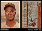 1957 Topps #249 Dave Pope Indians VG