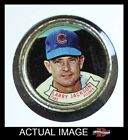1964 Topps Coins #17  Larry Jackson  Cubs VG
