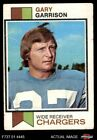 1973 Topps #375 Gary Garrison -  Chargers GOOD $0.99 USD