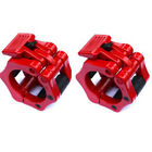 "2pcs Olympic 2"" 50 mm Weight Bar Collars Barbell Dumbbell Locking Spring Clamps"