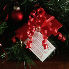 Box of Eternal Love in Memory of Husband at Christmas Memorial Tree Decoration