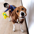 Hot Pet Dog Cat Costumes Cowboy Knight Garment Funny Casual Cloth US Ship