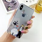 My Neighbor Totoro ShockproofSoft Tpu Case Cover F Iphone66S plus7 7PLUS 8PLUS X