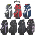*2018* CALLAWAY ORG 14  CART BAG (VARIOUS COLOURS) 14 WAY DIVIDER