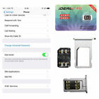 NEW 1PC Turbo Unlock SIM Card for All iPhone 8 7 6S 6 Plus 5S SE 5 iOS 10 11