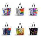 Lady Women's Shopping Shoulder Tote Handbag Carry Bag Satchel Human Brain Pretty