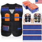 Bullet Jacket Foam Darts Bullet Vest For Nerf N-strike Elite Team Gun