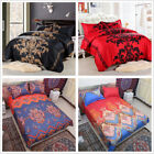 Mandala Floral Duvet Cover Set Pillowcase Twin/Full/Queen/King Size Bed New