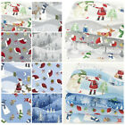 Santas Little Helpers 100% Cotton Christmas 4 piece  bundles by Windham fabrics