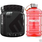 Musclepharm Amino1 Black 384g Train Harder Recover Faster BCAA + FREE Gallon