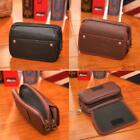 Universal PU Leather Case Cover Pouch Bag Belt Clip Loop Holster For Cell Phone