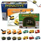 UK Magic Pen Inductive Car Tank Truck Engineering Toy Follow-Line You Draw Toys