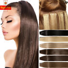 "Seamless 7A Tape in Skin Weft 100% Remy Human Hair Extensions Brazilian 18"" A927"