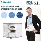 New Spinal Air Traction Physio Decompression Back Belt Lumbar Waist Brace E4F5