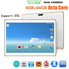 "10.1 "" Zoll Android 6.0 Octa-Core 64GB Tablet PC Dual-SIM 3G WIFI HD Bluetooth"