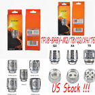 100% Authentic SMOK TFV8 Baby Coils V8-Q2/M2/X4/T8 for V8 (Big) Baby Beast Tank