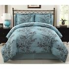 VCNY Home Reversible Leaf 8-piece Bed in a Bag