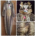 PRIMARK Ladies Girls REINDEER Christmas Xmas Onesie Fancy Dress Pyjamas NEW