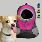 Pet Dog Cat Carrier Travel Tote Backpack Shoulder Bag Sling Head Out