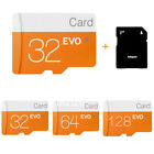 32GB 64GB 128GB Micro SD Class 10 TF Flash Memory Card for Cell Phone Camera