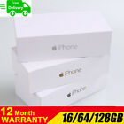Apple iPhone 6 Plus 128GB ( Factory Unlocked) Smartphone Gray Silver Gold AU S++