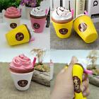 PU Squishy Slow Rising Cream Coffee Cup Scented Squeeze Toys Stress DZ88