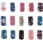 Women Socks Soft Cartoon Horse Print Low Cut Casual Sport Short Socks DZ88