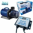 AQUA FORTE DM VARIO 10,20,&30,000 WATER PUMP KOI POND INC UNIONS COASTAL KOI