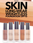 BOBBI BROWN SKIN LONG-WEAR WEIGHTLESS FOUNDATION SPF 15 (all shades, you choose)