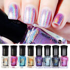 6ml Nail Polish Holographic Laser Shiny Effect Nail Art Manicure Holo Polish DIY