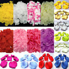 1000pcs Various Colors Silk Flower Rose Petals Wedding Party Decorations