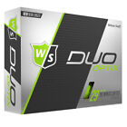 2018 Wilson Staff DUO Soft Golf Balls NEW