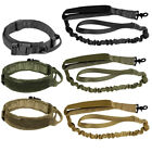 LIVABIT Tactical K9 Dog Collar or Leash Harness Strap Traini