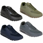 Mens Trainers Lace Up Running Active Bubble Shoes Pumps Sneakers Gym Sports New