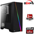 Customize Mega Fast Amd Home Gaming Computer Radeon 16gb Ddr4 Wifi Desktop Pc Cb