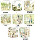 Beatrix Potter Lampshades Ideal To Match Beatrix Potter Blankets & Duvets Covers