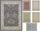 Persian Design Area Rug Traditional Animal Floral Nain Carpet Oriental Tapestry