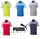Brand New Men's Puma Clubhouse Polo Golf Shirt Pick Color & Size
