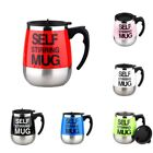 Fashion Double Insulated Self Stirring Mug  Electric Coffee Cup Perfect Gift
